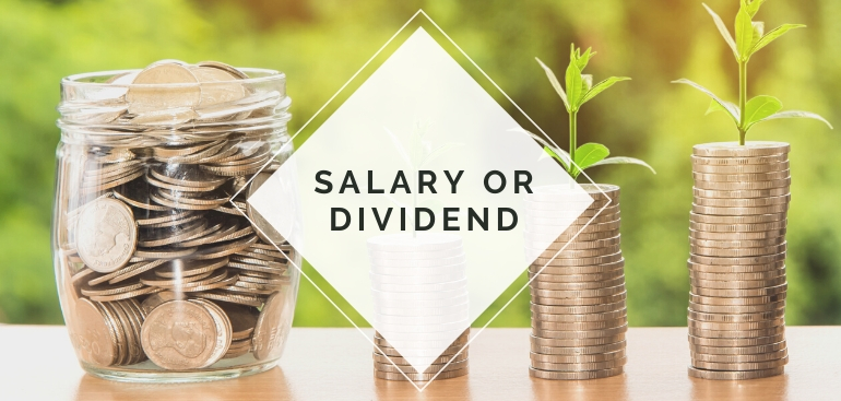 Salary OR Dividend